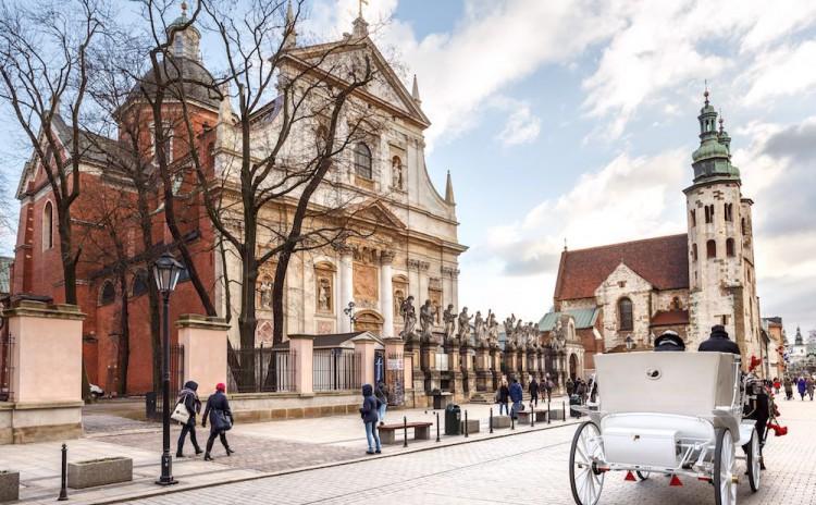 Krakow walking tour
